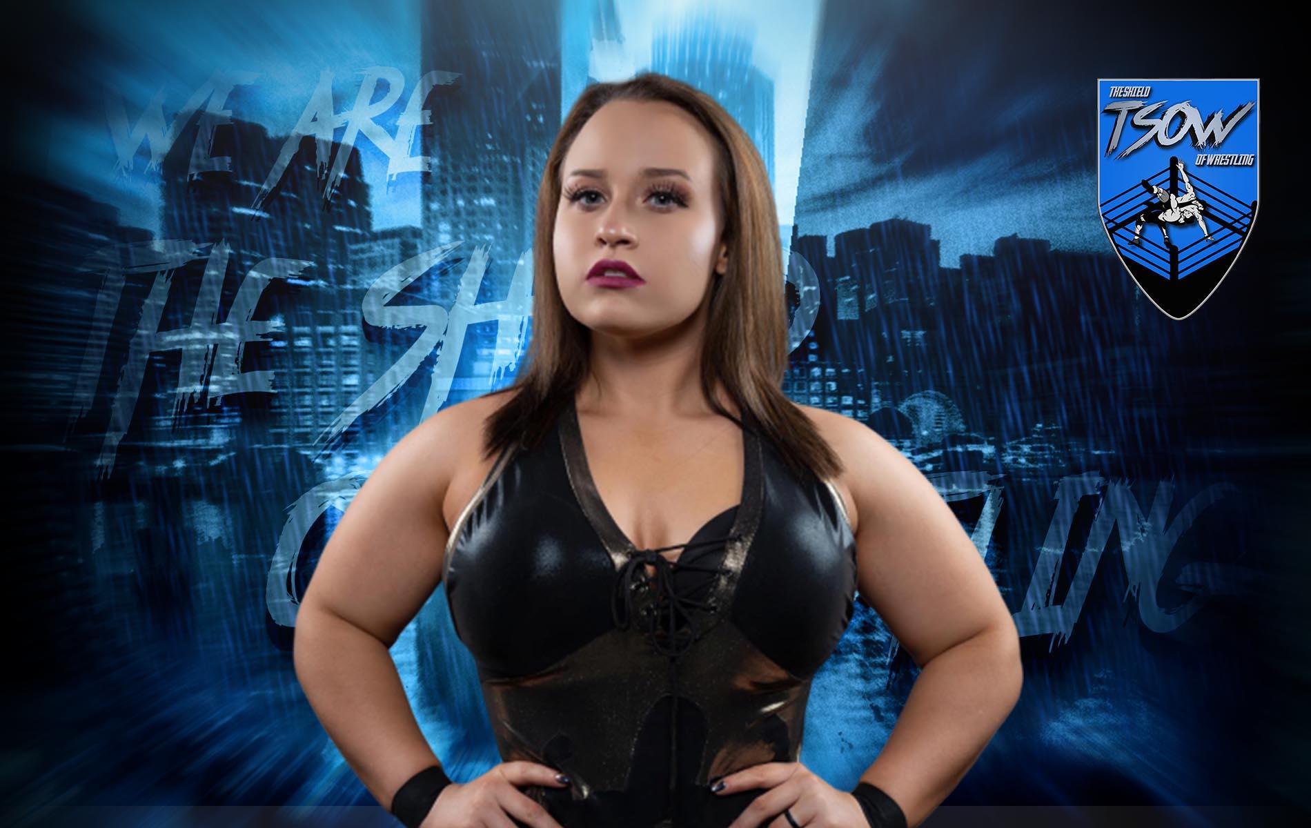 Jordynne Grace: importante novità sul futuro a IMPACT Wrestling
