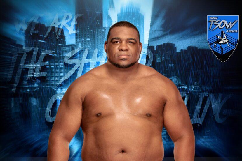 Keith Lee: la WWE impone il silenzio sulla sua situazione