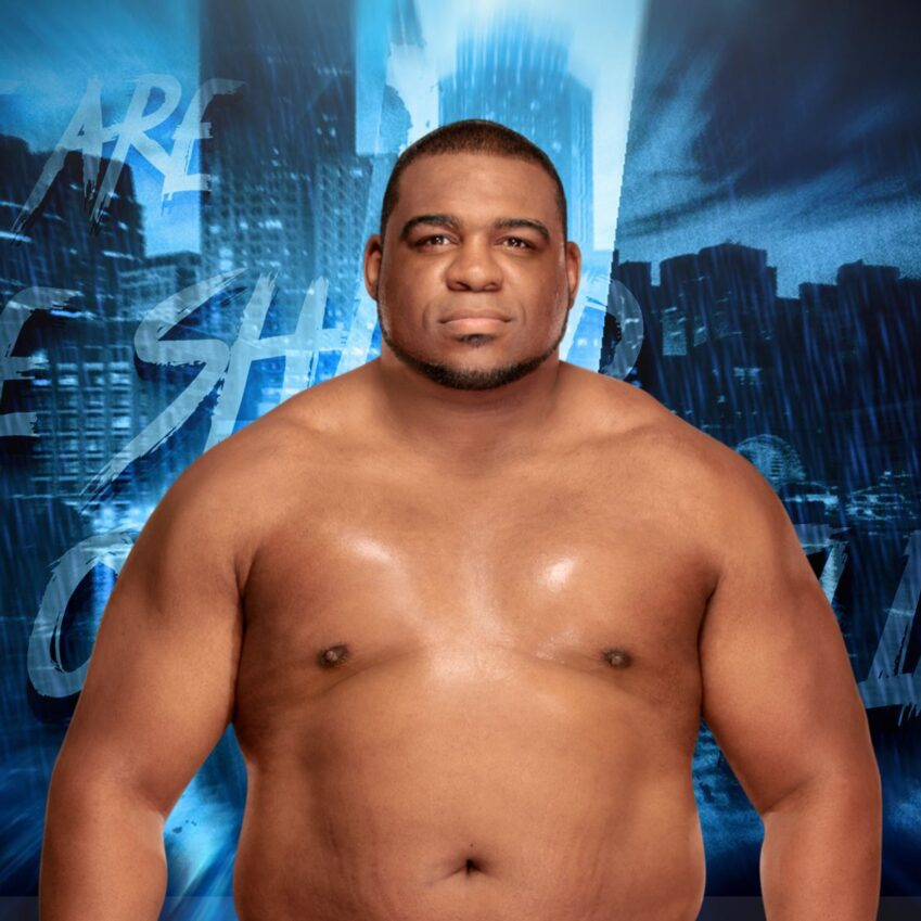 Keith Lee rompe il ring a RAW