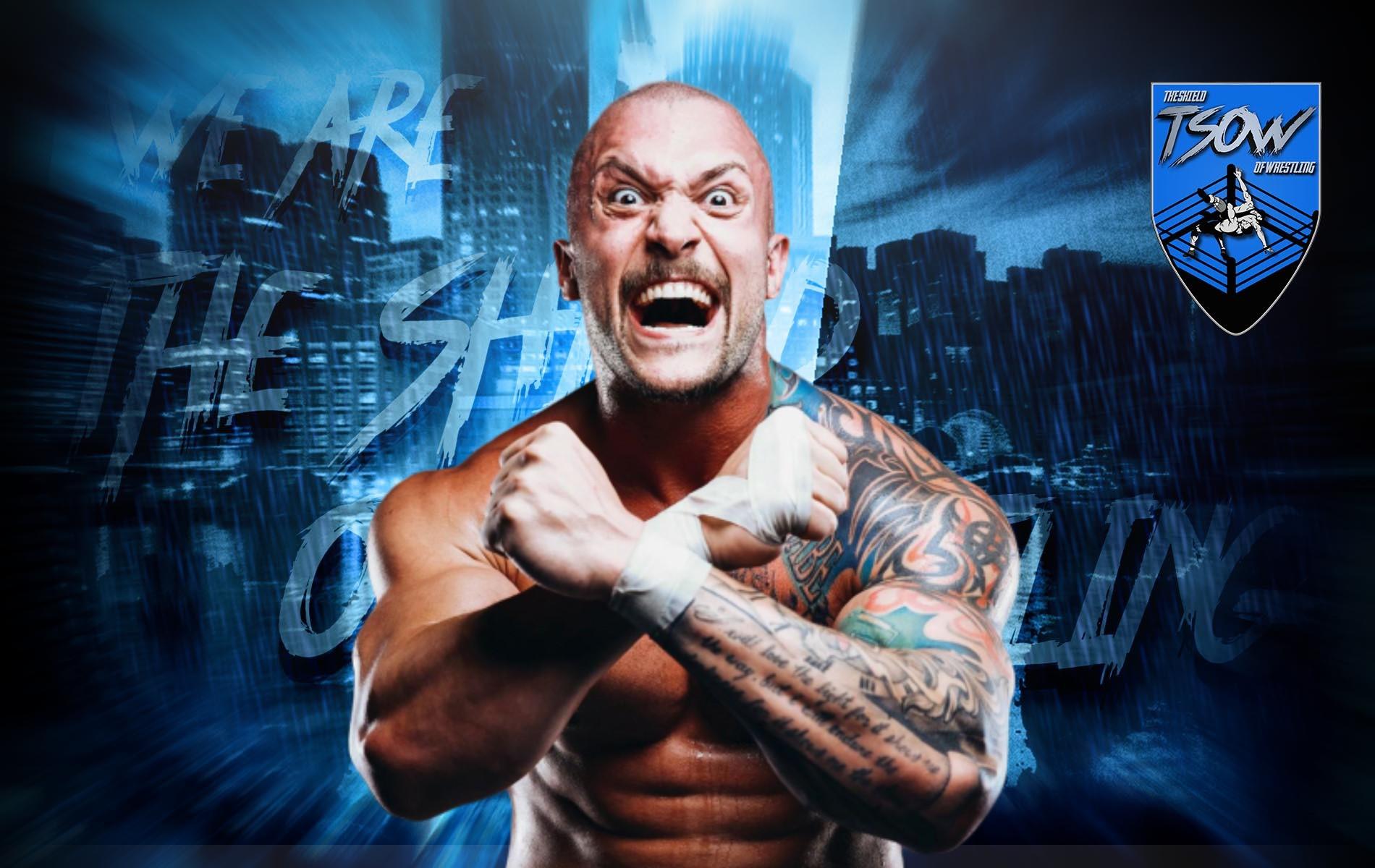 Karrion Kross trova spassose le frecciatine di Randy Orton rivolte a NXT