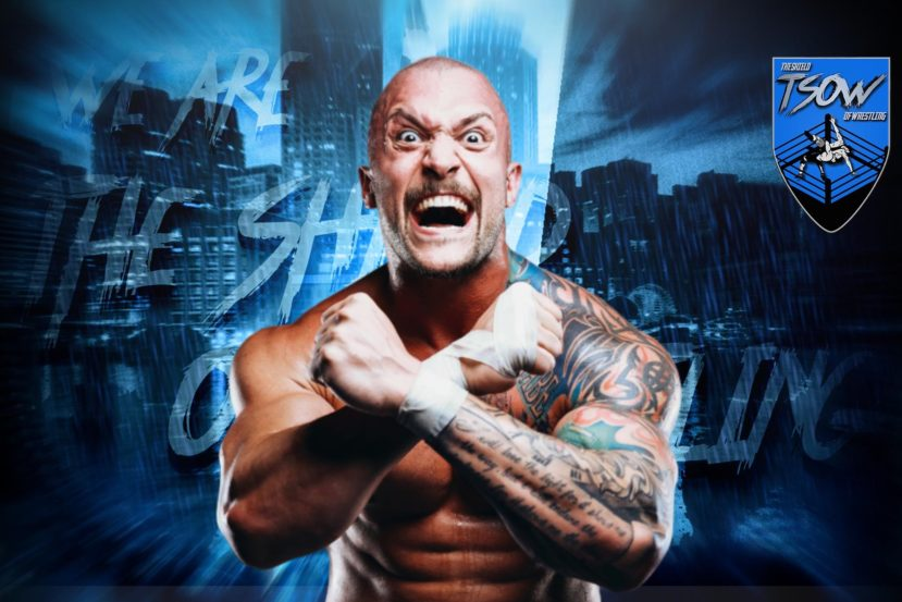 Karrion Kross si infortuna a NXT TakeOver 30