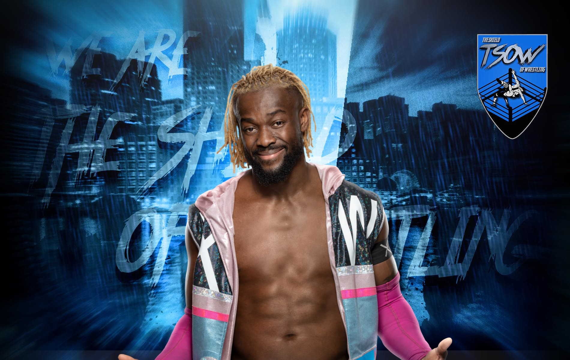 Kofi Kingston svela quale superstar vorrebbe aggiungere al New Day
