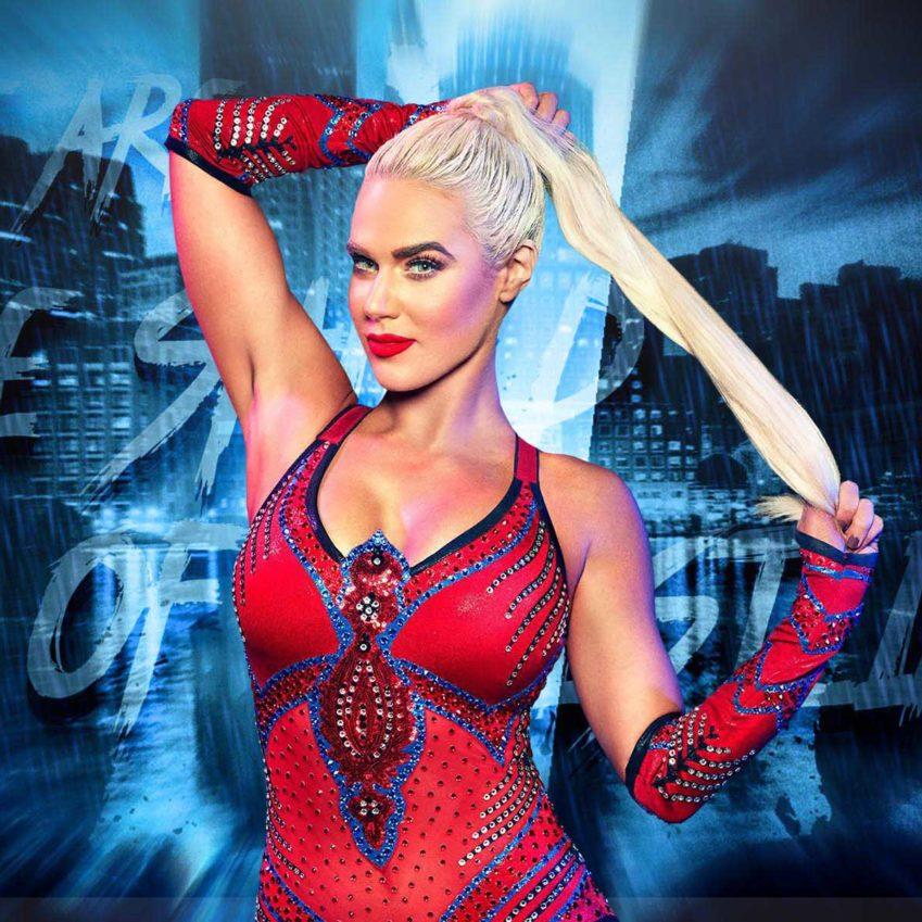 Lana schiantata sul tavolo durante RAW: continua la punizione della WWE?