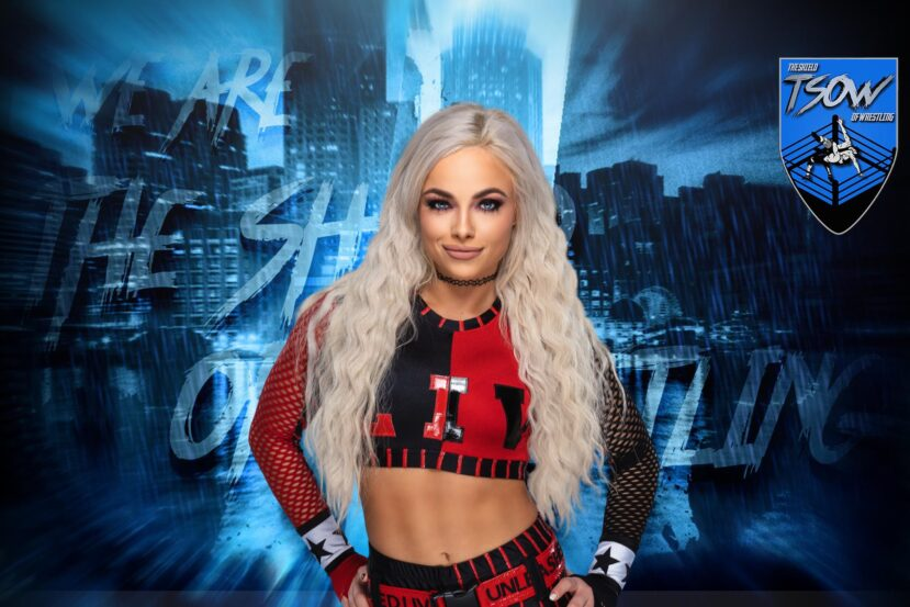 Liv Morgan: in arrivo un documentario sul WWE Network