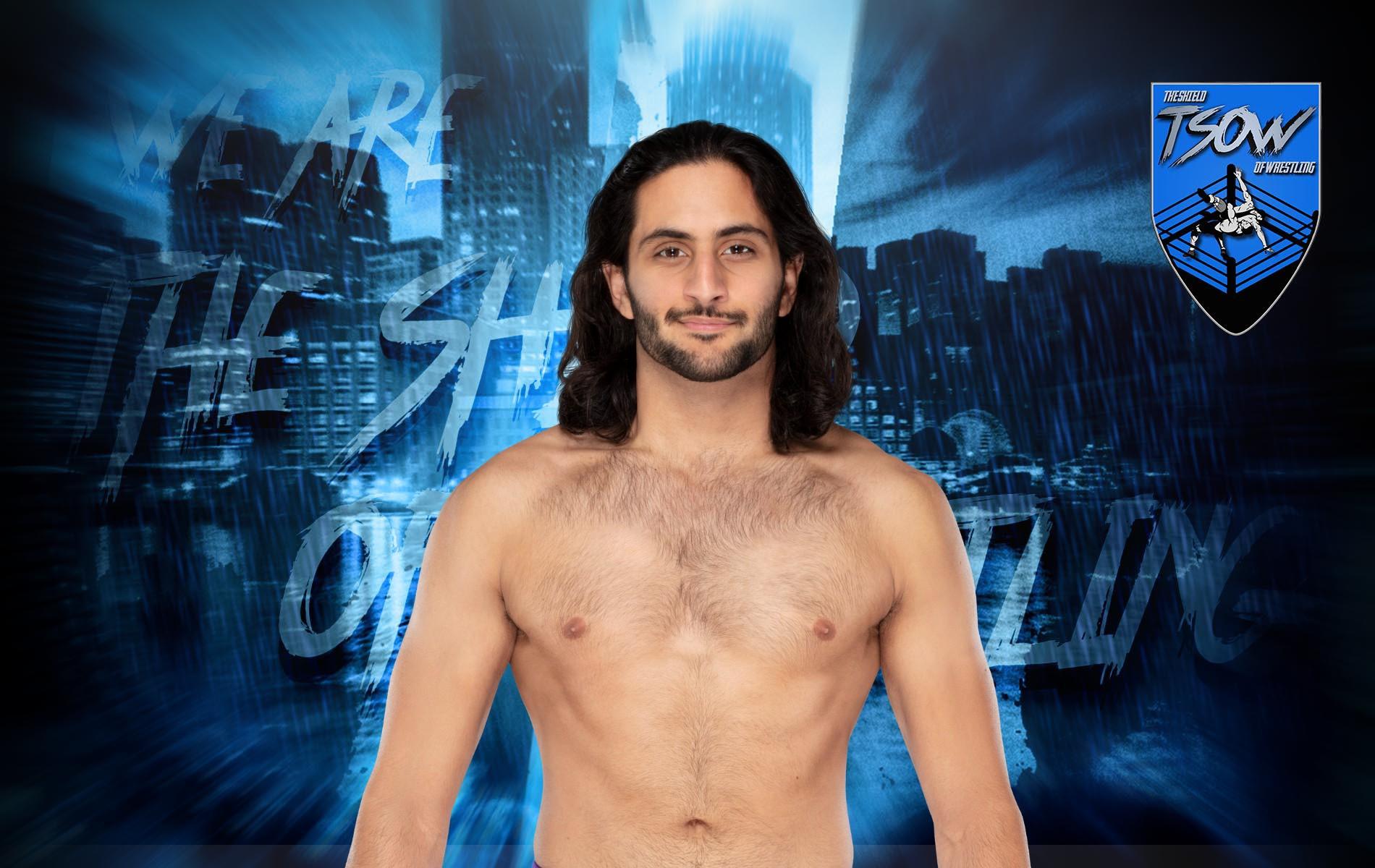 Mansoor aggiunto al roster di Monday Night RAW