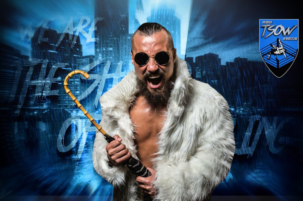 Marty Scurll rimosso dal roster ROH