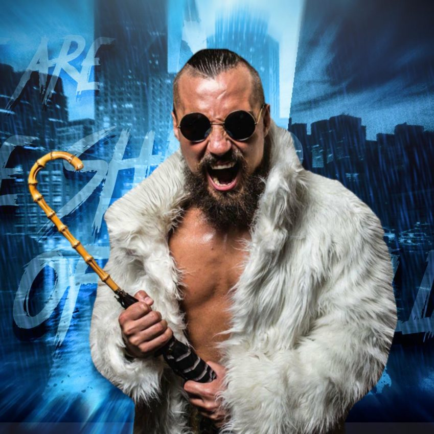 Marty Scurll torna a Being The Elite