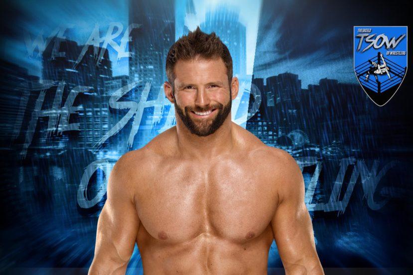 Zack Ryder si autocritica per non aver parlato con Vince McMahon