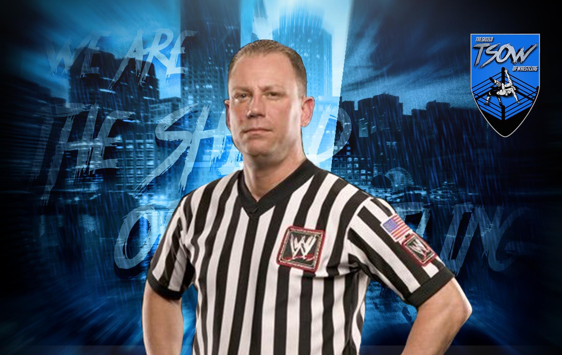 Edge e Randy Orton volevano Mike Chioda come arbitro