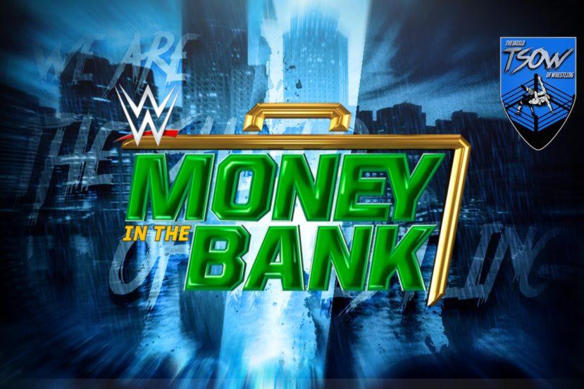 Money in the Bank 2020 sarà registrato o live?