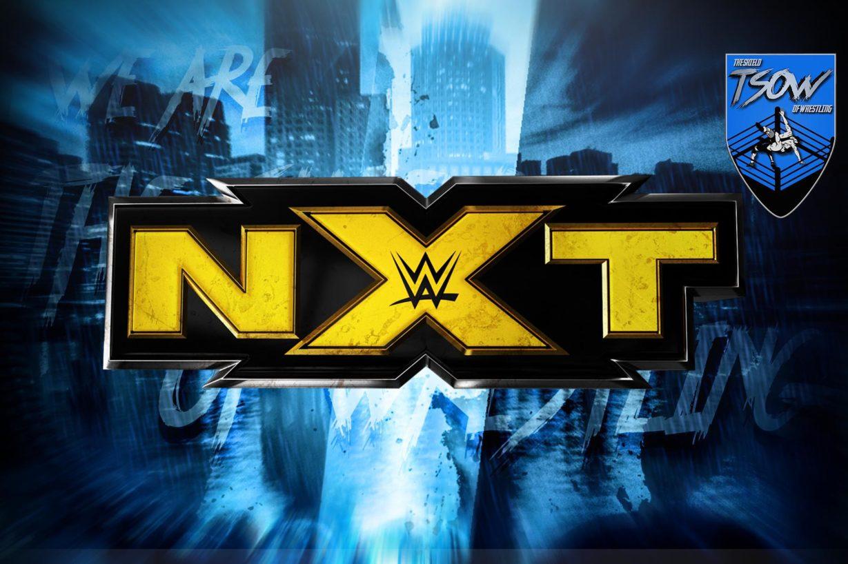 WWE NXT: annunciati due match titolati per la prossima puntata