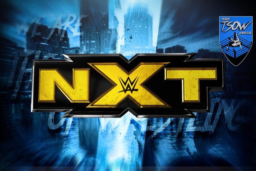 NXT: importante Superstar positiva al Covid-19