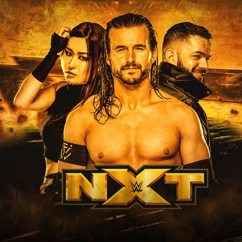Report NXT 04-05-2021 - WWE
