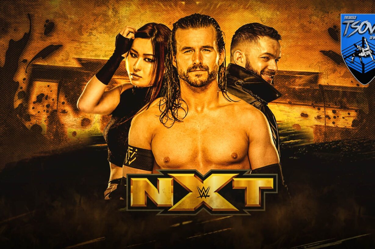 Report NXT 13-04-2021 - WWE