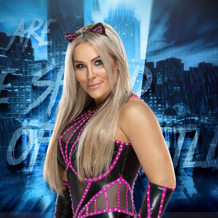 Natalya celebra la sua lunga carriera in WWE