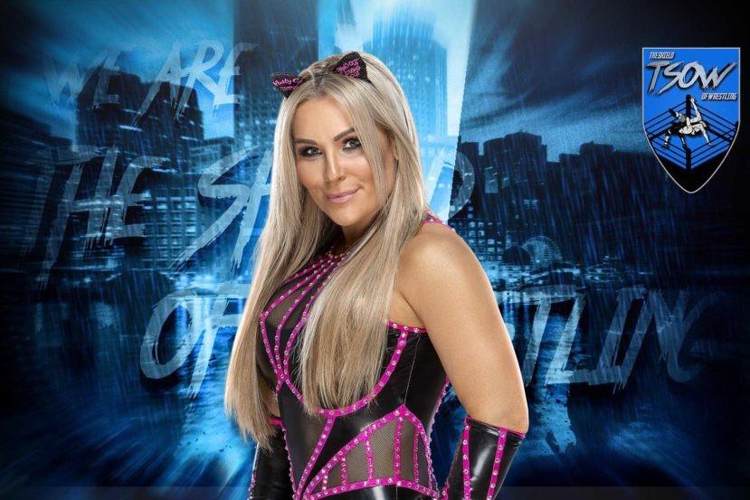 Natalya celebra la sua lunga carriera in WWE