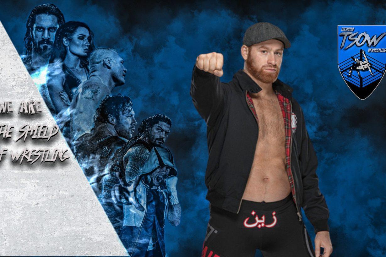 Sami Zayn è stato lasciato fuori dal recap di WrestleMania |Sami Zayn si è sfogato su Twitter dopo che è stato tagliato fuori dal video recap della prima notte di WrestleMania