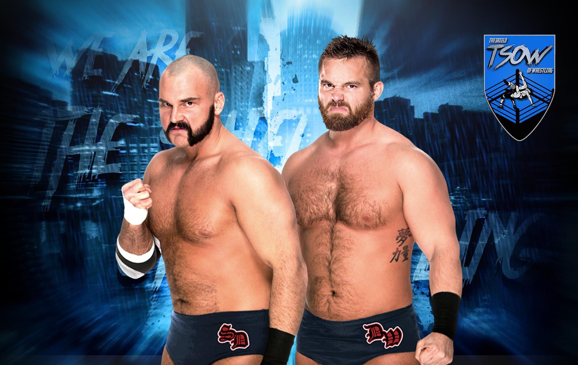 Gli FTR descrivono come operano i team creativi di AEW e WWE