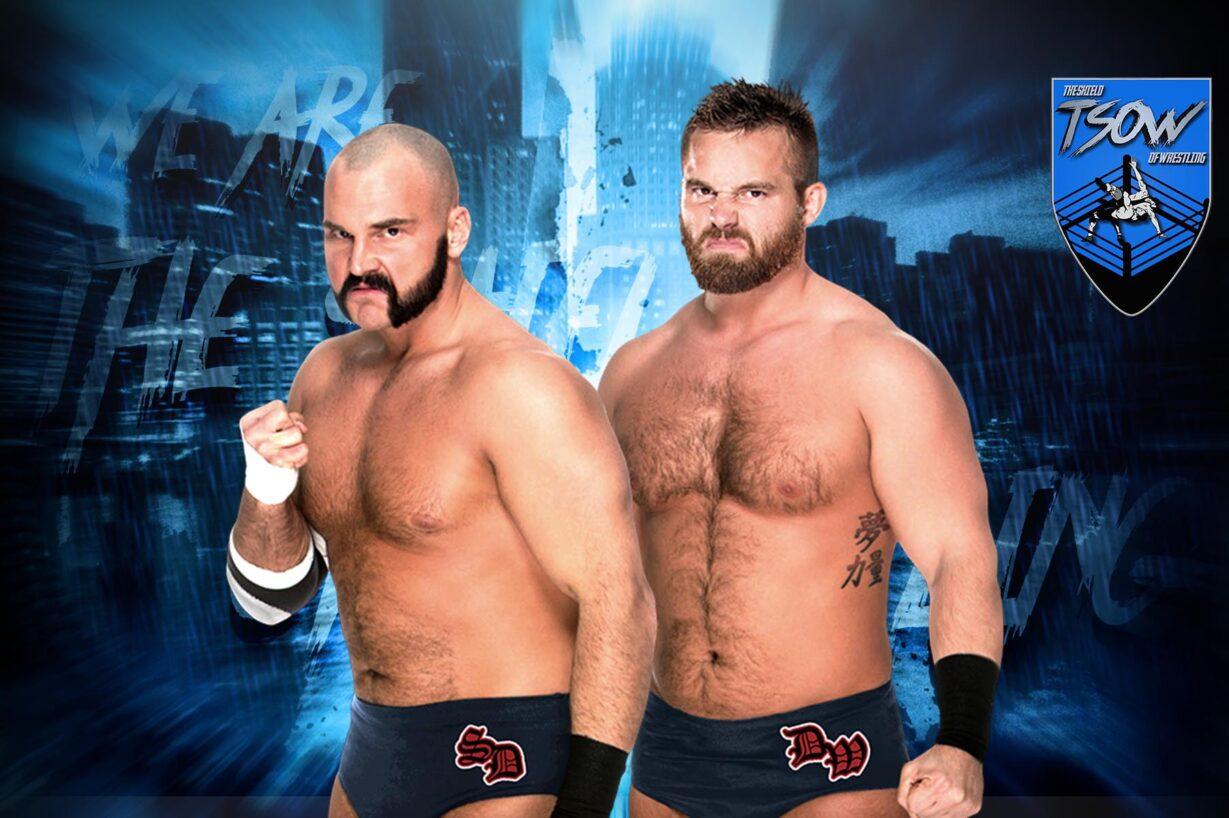 FTR: La WWE li avrebbe rilasciati ad Aprile?