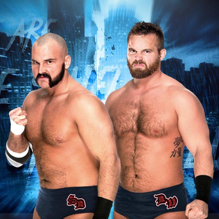 Young Bucks punzecchiano gli FTR sulla gimmick comedy rischiata in WWE