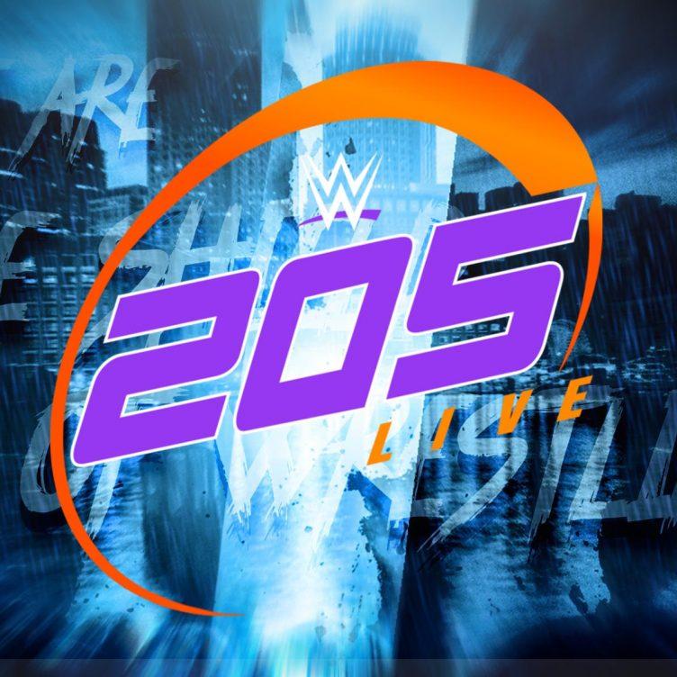 205 Live Risultati 18-06-2021 - WWE