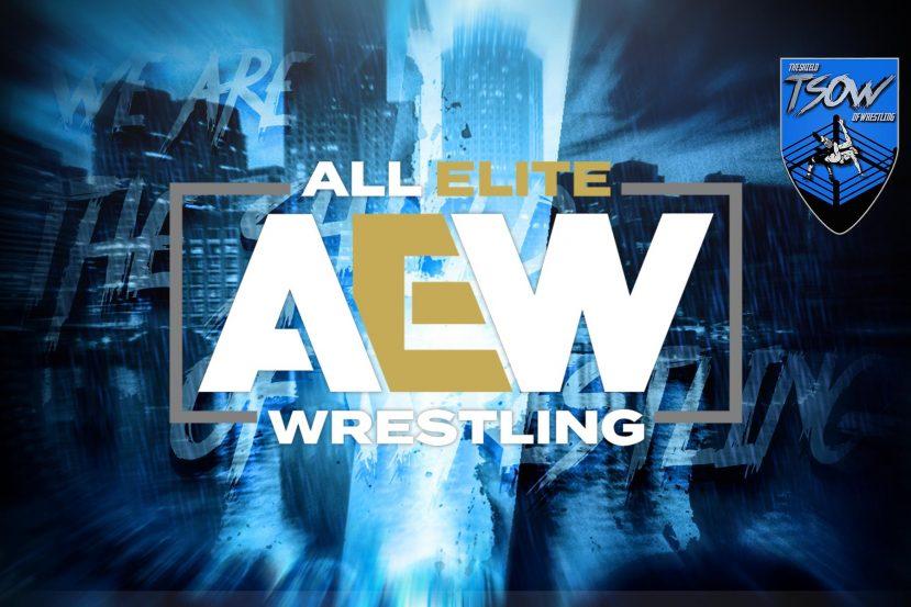 AEW condivide indizio su una possibile nuova cintura