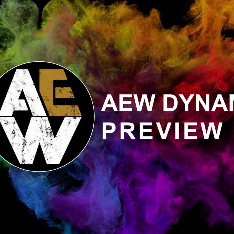 AEW Dynamite Preview 20-05-2020