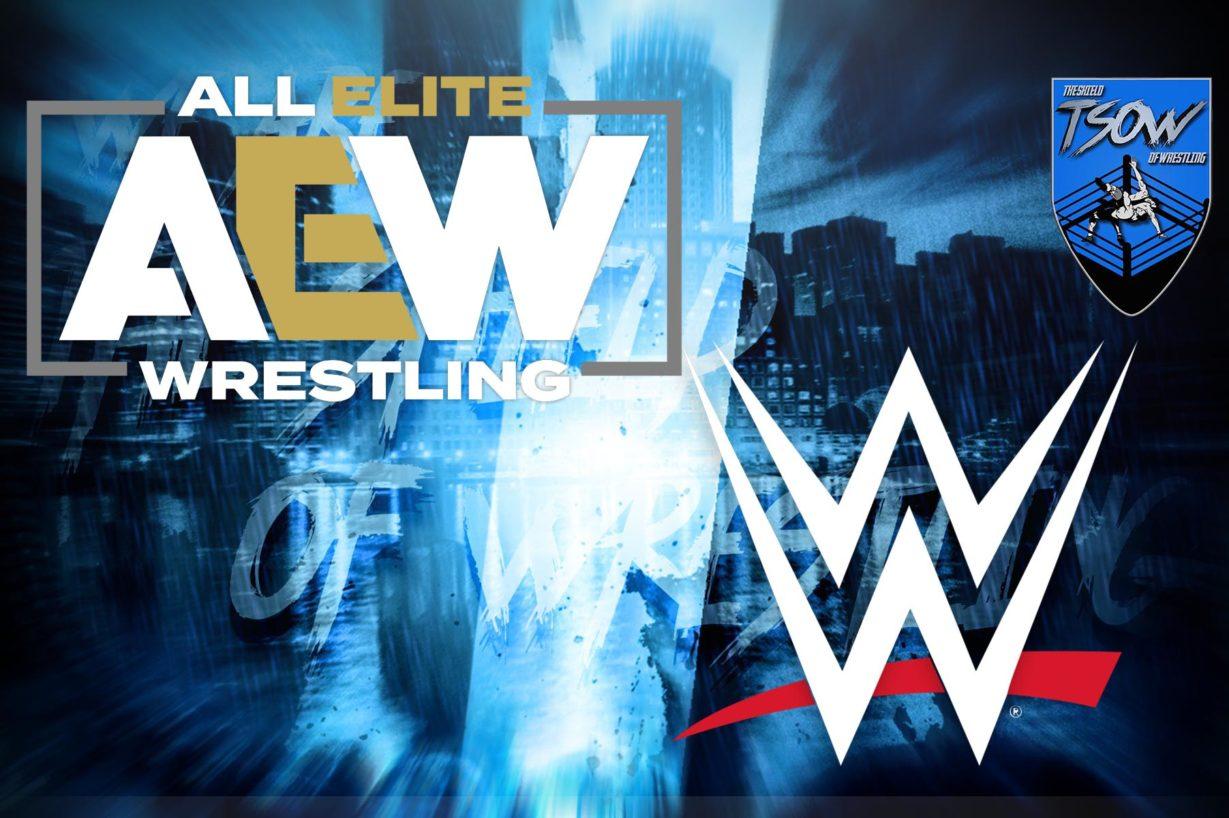 WWE e AEW: torneranno presto molti atleti