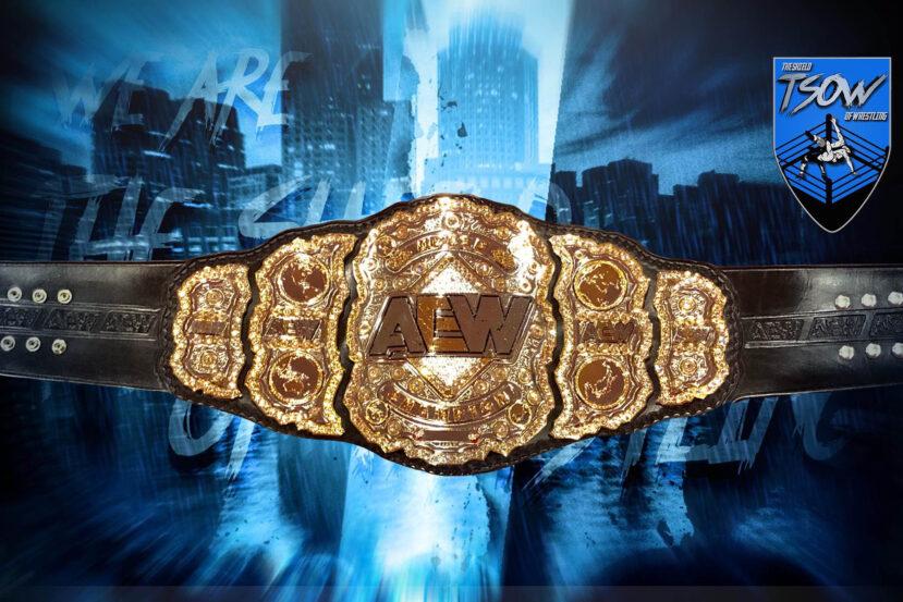 AEW World Championship: chi sono i finalisti del torneo?