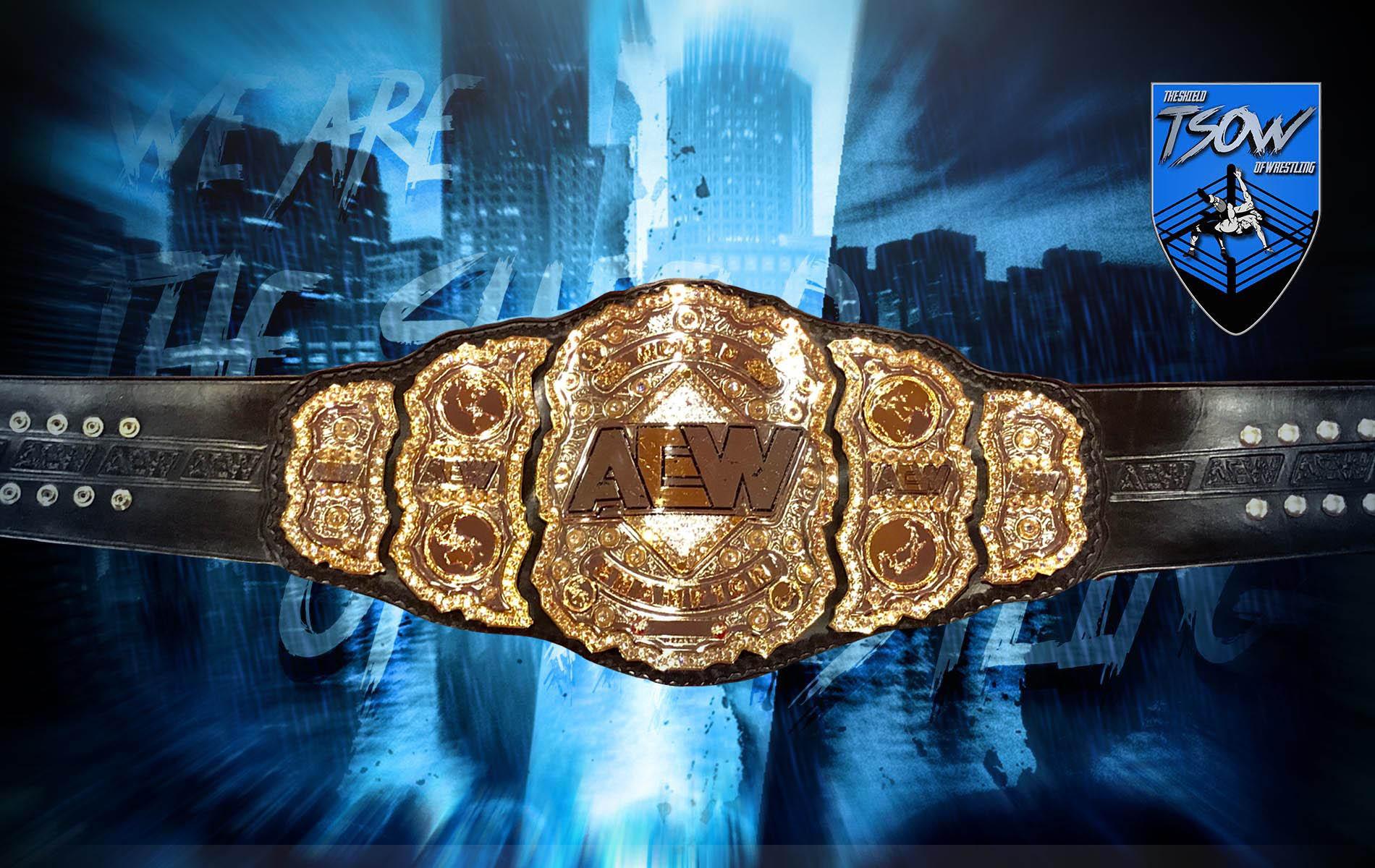 AEW World Championship: annunciati altri tre partecipanti al torneo