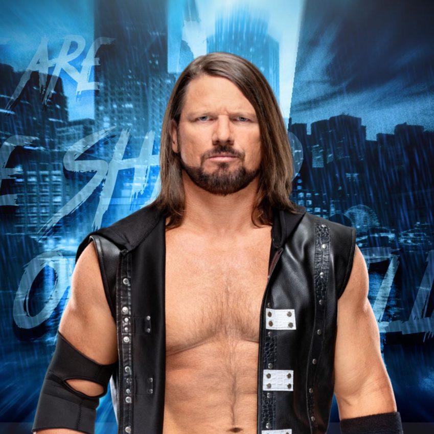 AJ Styles ha un'idea sulla sua cerimonia per la WWE Hall of Fame