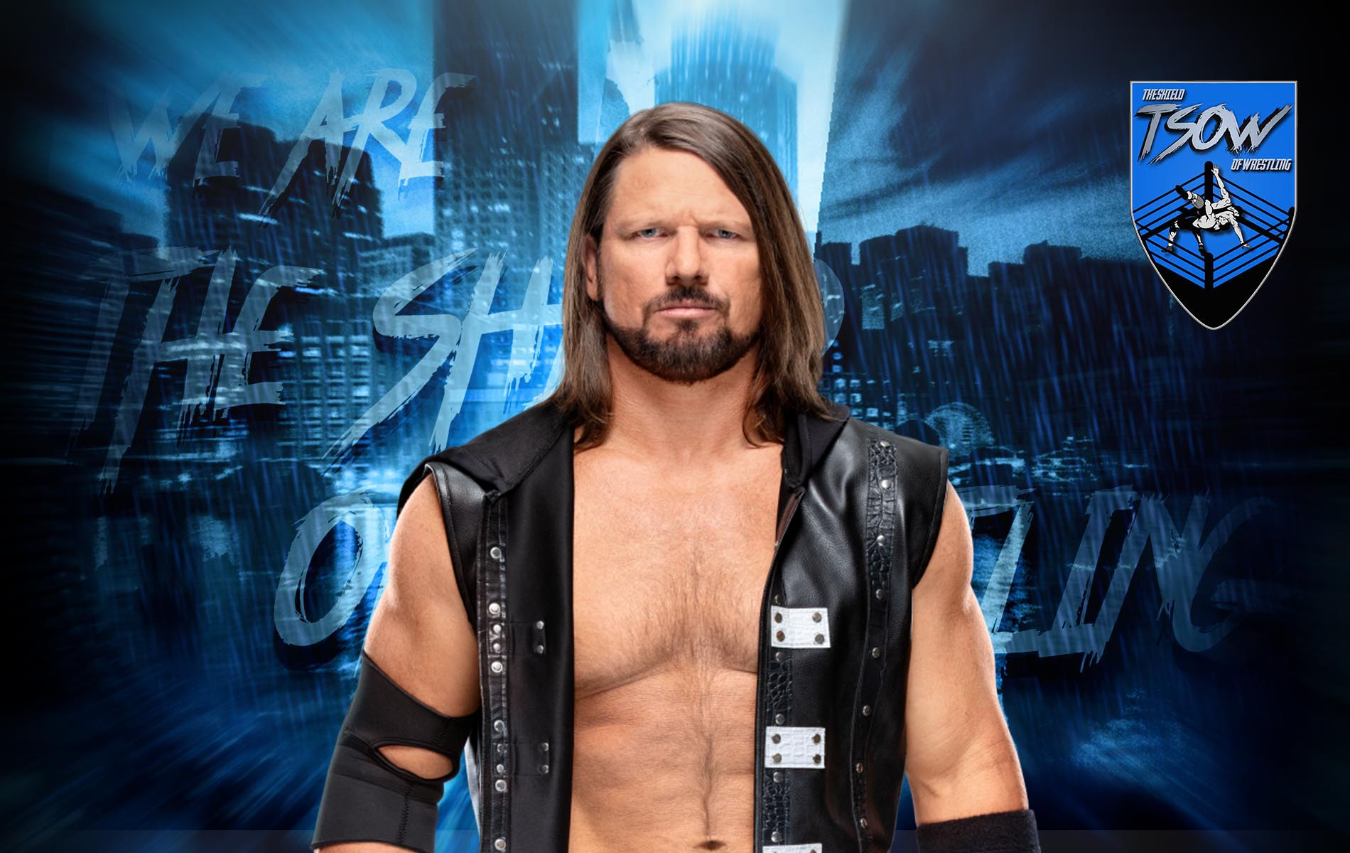 AJ Styles verrà affiancato dalla più alta Superstar della WWE?