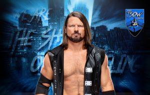 AJ Styles non ha gradito quanto accaduto durante RAW