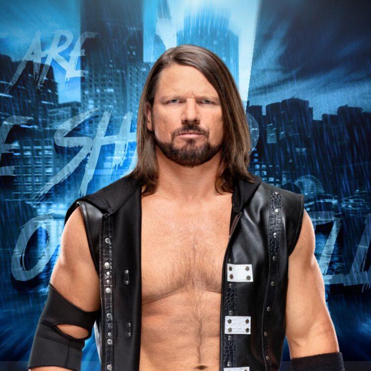 AJ Styles svela una curiosità sul suo match con John Cena