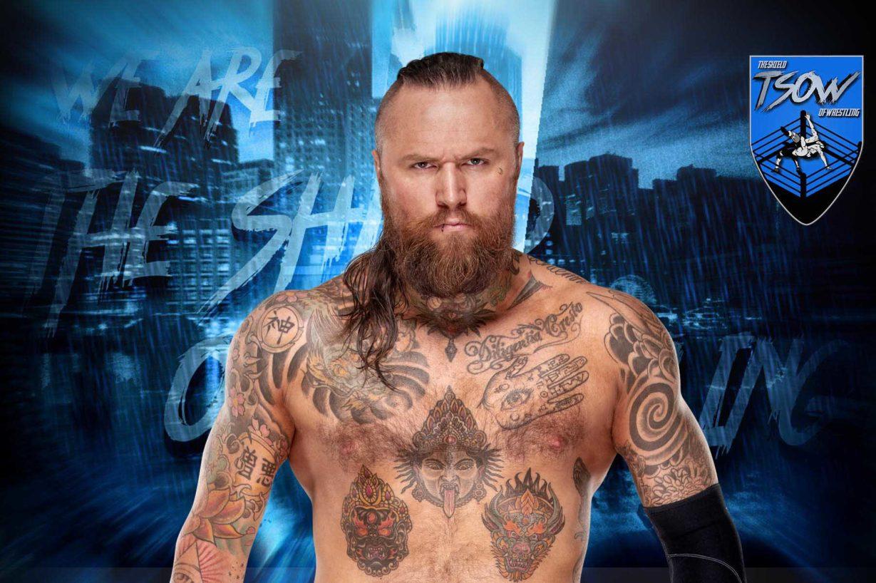 Aleister Black: la WWE vuole cambiare la sua gimmick?