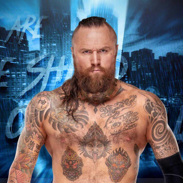 Aleister Black critica alcuni aspetti della WWE