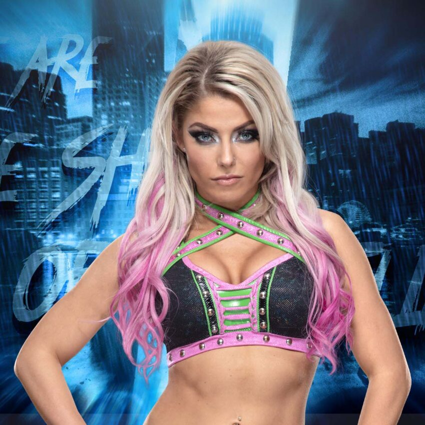 Alexa Bliss introduce a RAW la sua nuova amica Lily