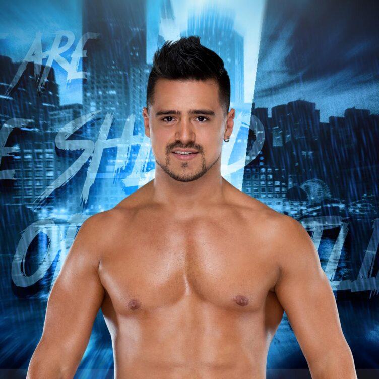 Angel Garza: aggiornamenti sul suo infortunio a Clash of Champions