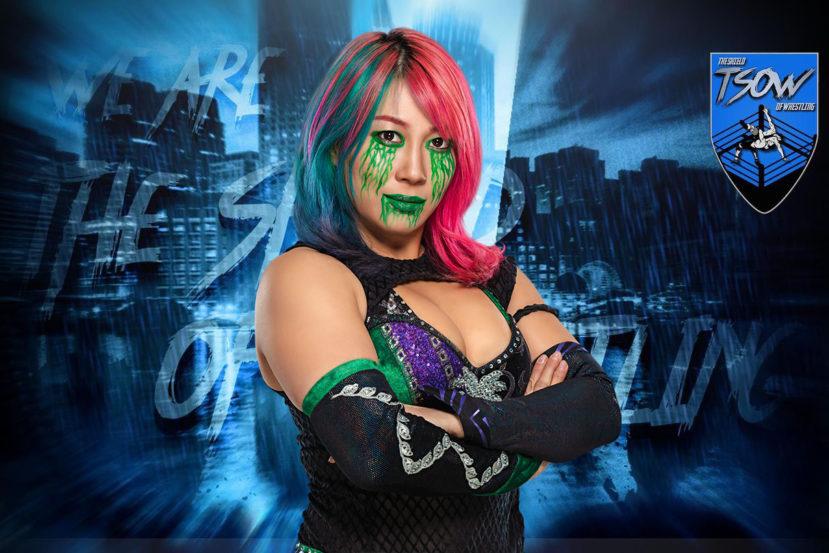 Asuka è la nuova Campionessa Femminile di RAW!