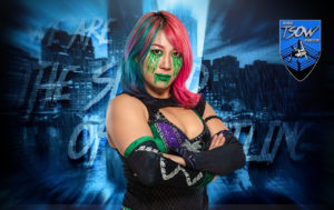 Asuka: a SummerSlam Triple Threat Match con Sasha Banks e Bayley?