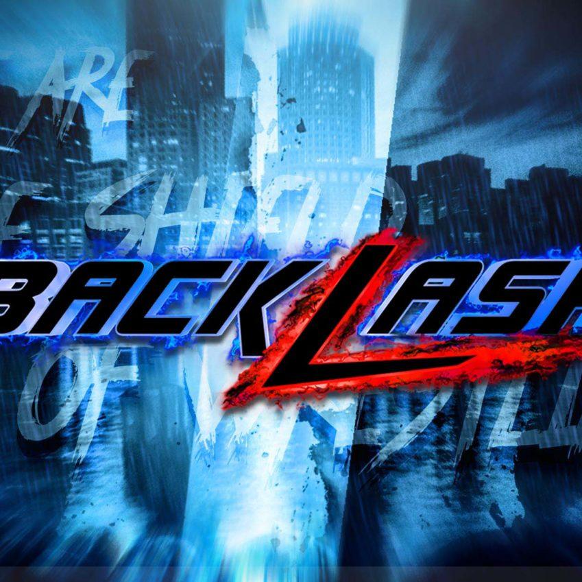 WWE Backlash: la card aggiornata