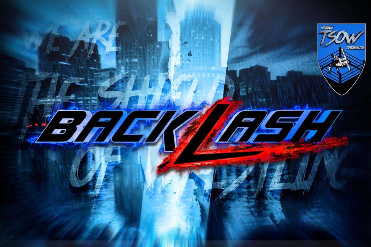 Rusev e Dax Harwood commentano il Tag Team Match di Backlash