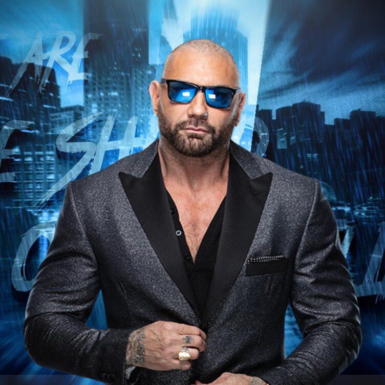 Batista risponde al fotomontaggio di Asuka sui social