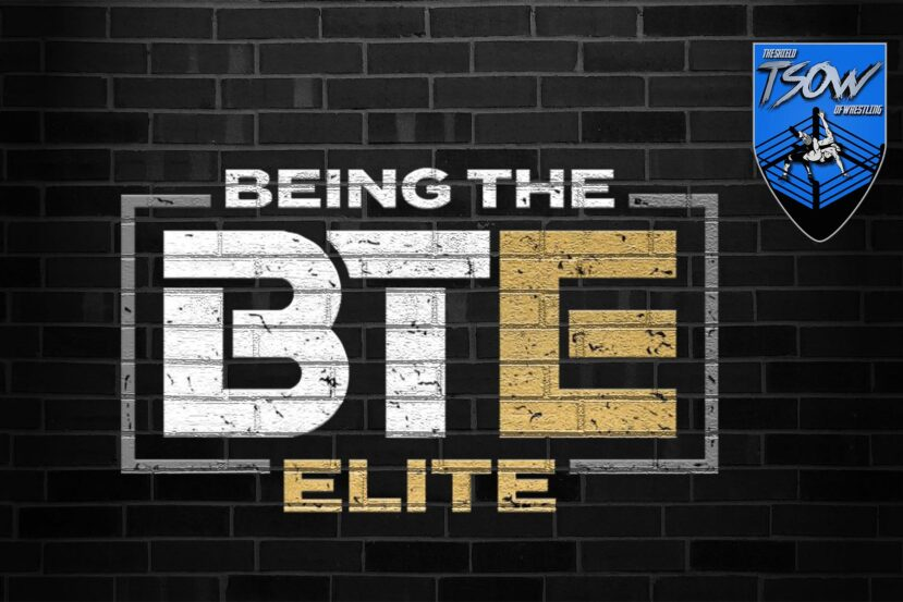 Report Being The Elite 258 Double or Nothing 2021
