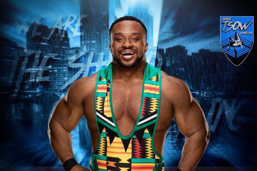 Big E vorrebbe sfidare Brock Lesnar in un match singolo