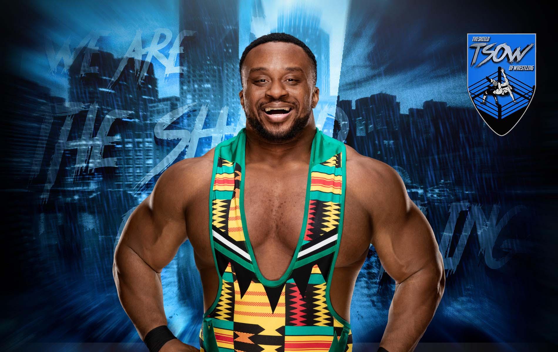 Big E vaga nel nulla: la WWE non ha piani per lui