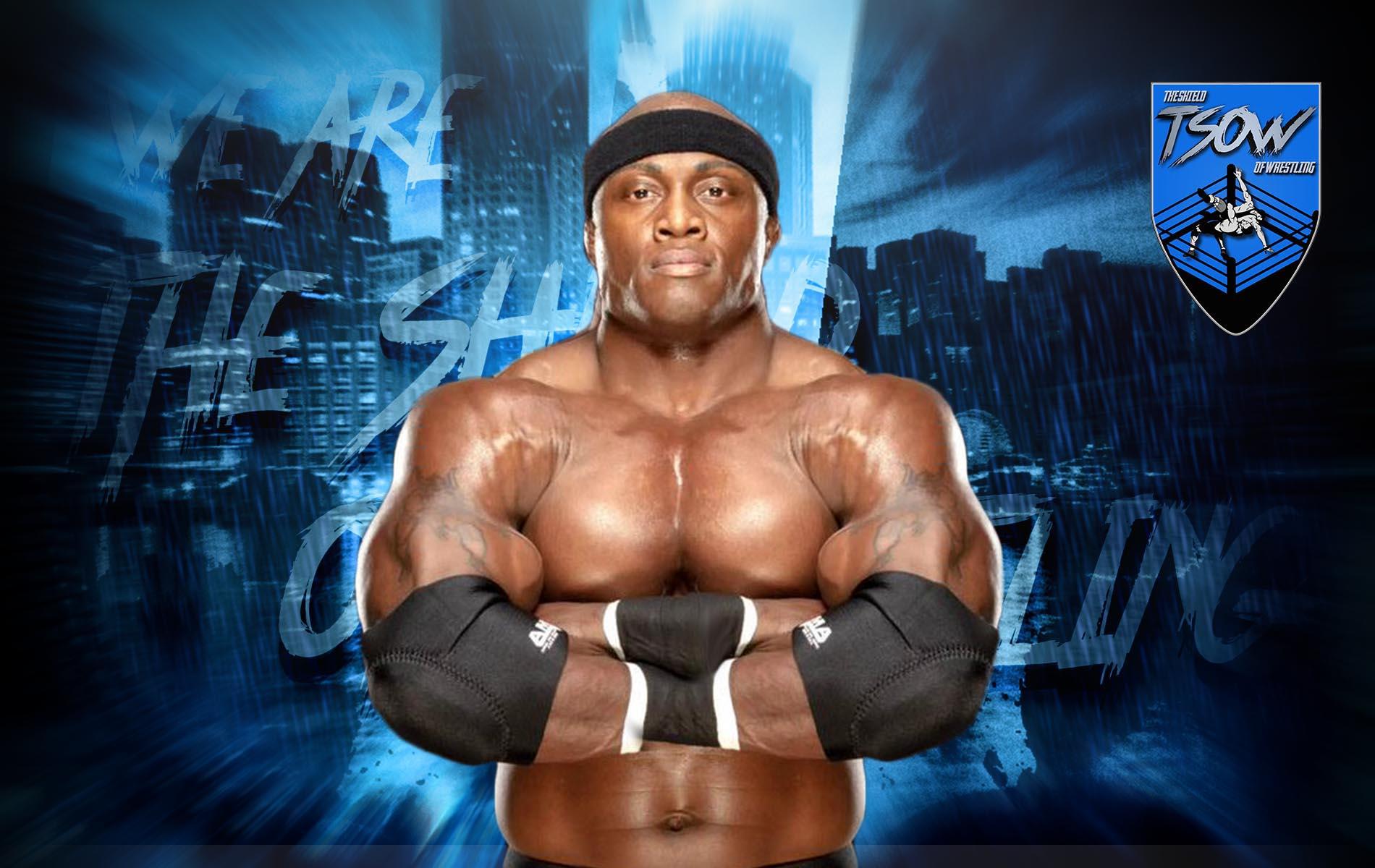 Bobby Lashley propone un grande match per WrestleMania 37