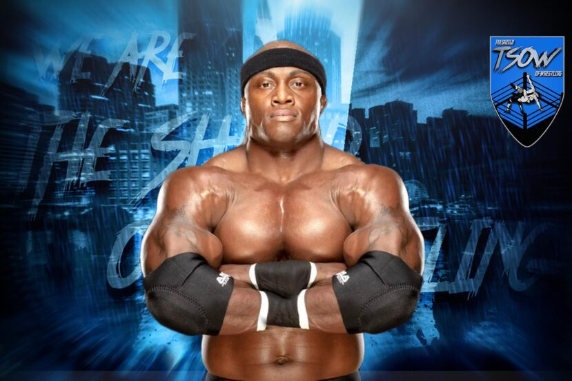 Bobby Lashley invita Keith Lee nell'Hurt Business