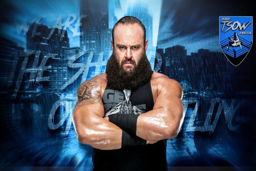 Braun Strowman è stato sospeso dalla WWE
