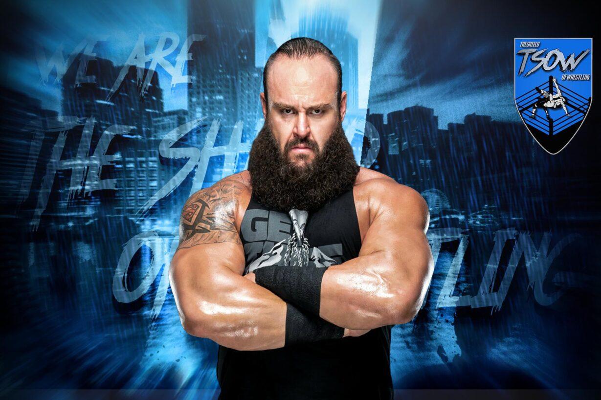 Braun Strowman vorrebbe lottare contro Karrion Kross